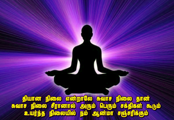 Pranayama - eswarapattar